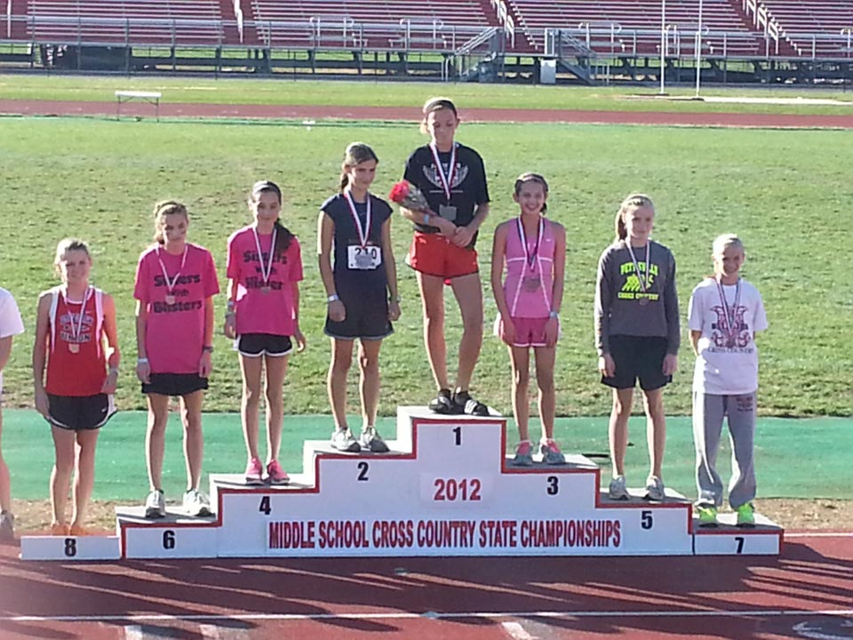 alabama cross country state meet results